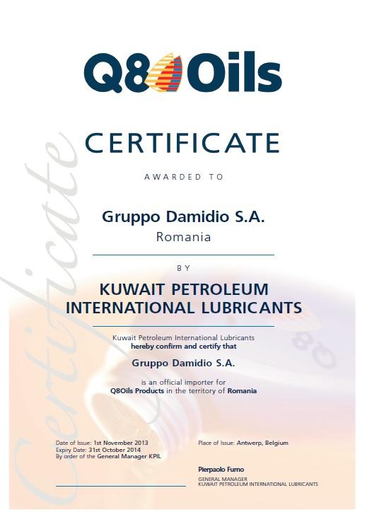Kuwait Petroleum International