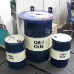 Q8Oils - Targul International Tehnic 12
